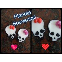 Imanes Monster High Porcelana Fiestas Infantiles Souvenirs