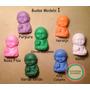 Apliques Budas Bebes Con Iman - Fe-paz-alegria-felicidad