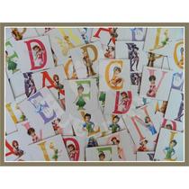 Letras Abc Iman Personalizadas /souvenir, Cumples, Infantil