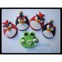 Angry Birds Imanes Souvenirs Infantiles Porcelana Fría Iman