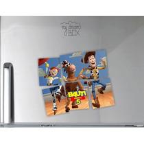 Souvenir Rompecabeza Personaliza Iman 28x28 Toy Story Disney