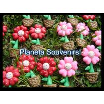 Souvenirs Flores Porcelana Fría! Imánes Delicados Infantil