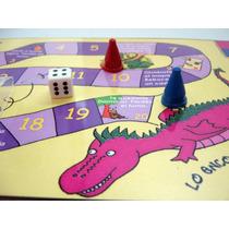 Souvenirs Infantiles Iman. Juegos De Recorrido+dado+2 Fichas