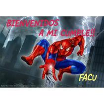 Poster De 30 X 45 Para El Cumple!!!