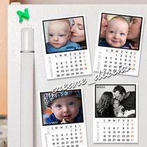 Souvenir Almanaque Calendario Iman 2015 Personalizado Fotos