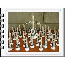 Souvenirs,guitarras Eléctricas,c/ Imán O Base, Original!!!