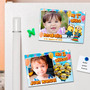 Minions 10 Souvenirs Infantiles Cumpleaños Imanes Mi Villano