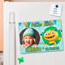 Henry Monstruito Cumpleaños: 10 Souvenirs Iman Foto Divinos