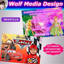 Imanes Souvenirs Invitacion Infantil Adultos Personalizados