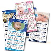10 Imanes Calendarios Almanaques Personalizados 2015