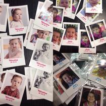 1 Foto Iman 6x8 Souvenir Mini Polaroid Cumple Boda Quince
