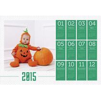 Souvenirs Imanes / Calendario Almanaque Foto Personalizados