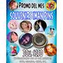 30 Iman Pins Souvenirs 55mm 15años Casamiento 18años