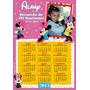 Calendarios Imantados Con Tus Personajes Por 10 Unidades