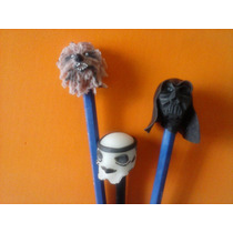 Lapices Decorados Star Wars