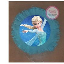 Piñatas P/ Cumpleaños Infantiles: Frozen Elsa Y Anna