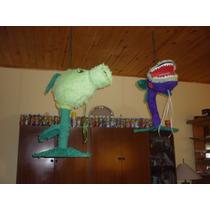 Piñatas De Plantas Vs. Zombies