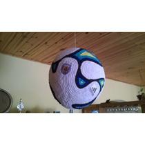 Piñata Pelota De Futbol De La Afa Argentina,del Mundial 2014