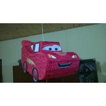 Piñata Del Rayo Mcqueen De Cars