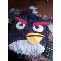 Piñatas Mexicanas Violetta Monster Higs Angry Birds Mickey