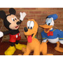 Piñatas De Mickey, Minnie, Pluto, Donald. Disney