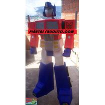 Piñatas Frijolito Optimus Prime Tranformers