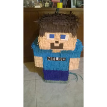 Piñatas De Minecraft