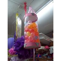 Piñata Lluvia De Globos