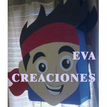 Piñatas Infantiles Jake Todos Los Personajes En Goma Eva