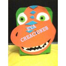 Piñatas Infantiles Dinos Todos Los Personajes En Goma Eva