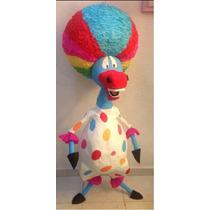 Piñatas Frijolito Marti Circo De Madagascar