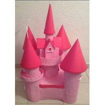 Piñatas Castillo De Princesas
