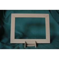 Porta Retratos Fibrofacil Con Pie Para Pintar Oferta