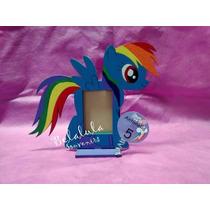 Souvenirs-centro De Mesa Portarretratos De My Little Pony