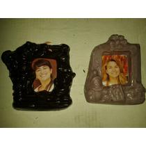 Porta Retrato De Chocolate. Souvenirs También Sin Tac