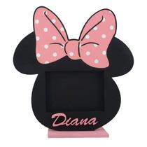 10 Souvenir Minnie Mouse Bebé - Portaretrato
