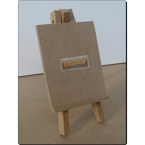 10 Mini Atril De Fibrofacil 5x7 Por 10 Unidades