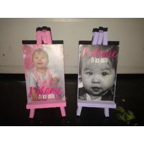 10 Mini Atriles Souvenirs Baby Shower Cumpleaños Personaliza