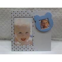 Porta Retrato Infantil Souvenirs 10 X 15 Alum. (sin Apl.)