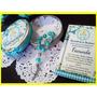Denarios Perlas En Latitas+ Estampitas *bautismo*comunion*