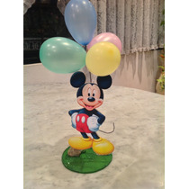 Souvenirs De Disney Y Centro De Mesa Mickey Y Minnie