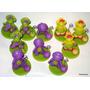 Souvenirs Barney Y Sus Amigos En Porcelana Fría Narartesana