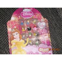 Princesas De Disney-bolitas Para Adorno De Lápices X 12
