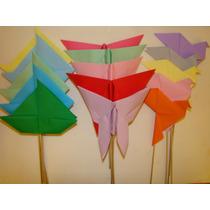 Oferta 15 Souvenirs Origami, Bautismo,cumpleaños,comunión
