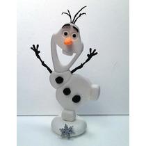 Olaf, Frozen Para Candy Bar , Tortas, Cotillon, Copos De