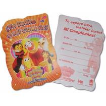 Invitaciones Piñon Fijo Pack 10 Unid Souvenirs Adornos
