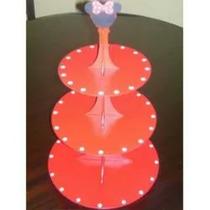 Portacup Cake Minnie