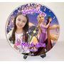 10 Reloj Cd Personalizado Hd Foto Gratis Pilas Y Atril!