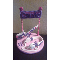 Adorno De Torta De Minnie, Violetta, Princesas, Kitty..