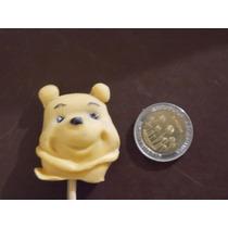 Adorno Para Tortas De Winnie Pooh Grandes Caballito Cañuela